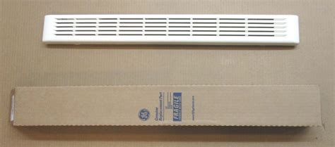 Wb07x10969 Ge Microwave Grille Vent Bisque Ap4380134 Ps1480932