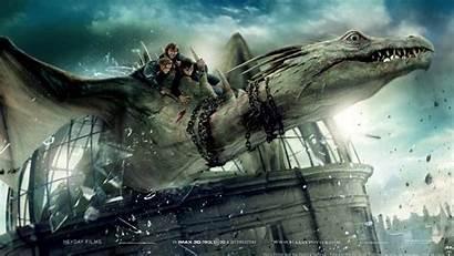 Potter Harry Hallows Deathly Desktop Screen 1366