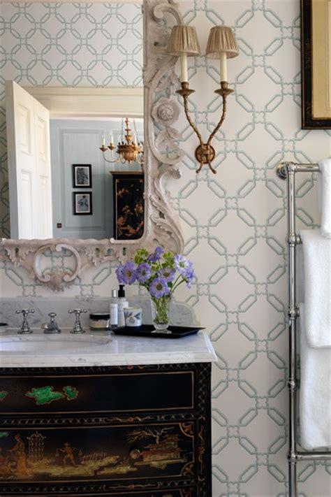bathroom wallpaper ideas uk en suite bathroom furniture wallpaper bathroom design ideas houseandgarden co uk