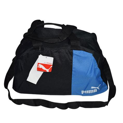 black and blue duffel bag rs 1499 extensive