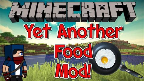 mod鑞es cuisine minecraft 1 7 10 mod yet another food mod fooood