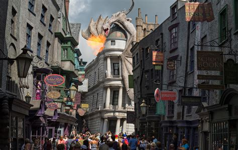 universal studios harry poter one day itinerary for visiting harry potter at universal studios
