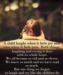 Crying Quotes P... Pain And Laughter Quotes