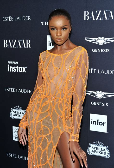 Leomie Anderson Looks Sexy In See Through Thefappeningcc