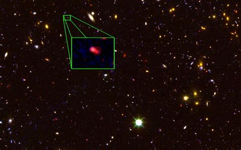 Farthest Known Galaxy Universe Discovered Current