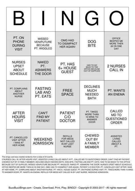 hygiene bingo cards   print  customize