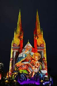 Lights of Christmas at St Mary's Cathedral, Sydney | The ...