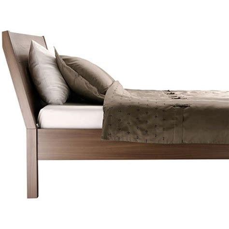 ikea nyvoll full bed frame medium brown