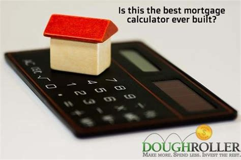 mortgage calculator  wont