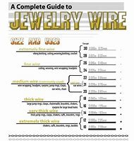 Best gauge chart ideas and images on bing find what youll love jewelry wire gauge size chart keyboard keysfo Choice Image
