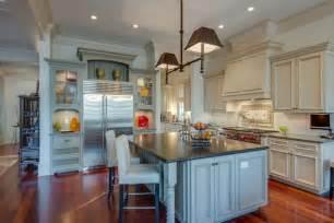 Kitchen Island With Granite Countertop 25 Cottage Kitchen Ideas Design Pictures Designing Idea