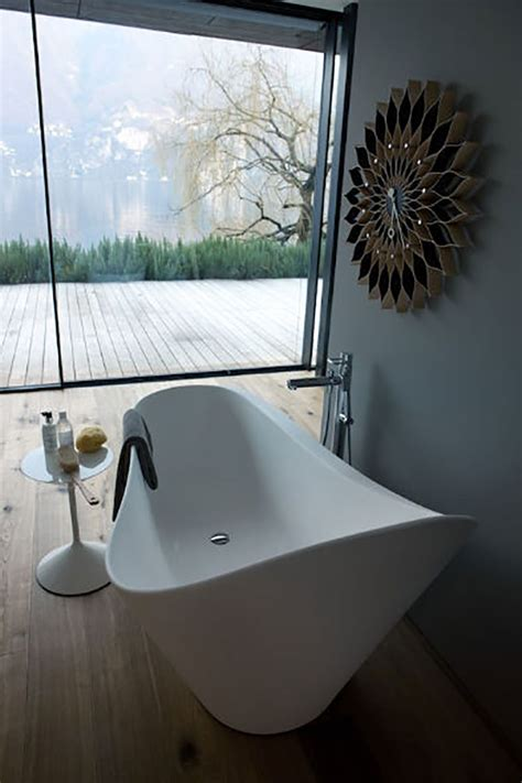 installazione vasca da bagno 25 vasche da bagno dalla forma irregolare e particolare
