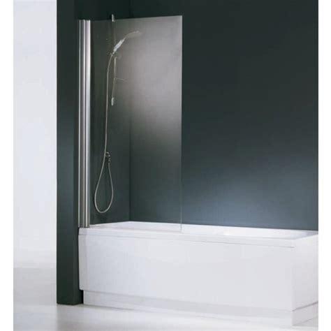 si e de baignoire pivotant paroi de baignoire écran pivotant 1 novellini