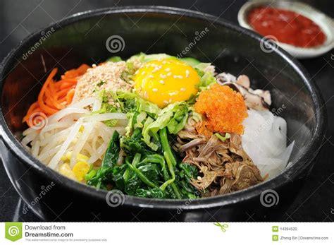 cuisine coreenne cuisine coréenne photo stock image 14394520