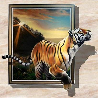 Painting Diamond Tiger 5d Drill Kits Embroidery