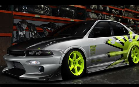 Download Modified Cars Wallpapers Gallery