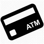 Atm Card Icon Debit Credit Bank Payment