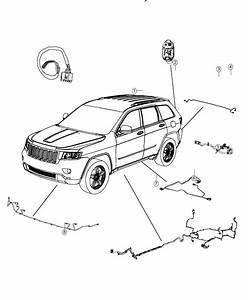 Jeep Grand Cherokee Wiring Kit  Trailer Tow
