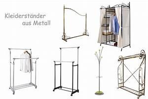 Kleiderständer Aus Metall : metall kleiderst nder ~ Michelbontemps.com Haus und Dekorationen