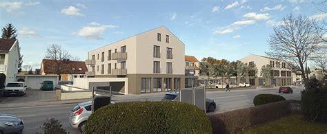 Wohnung Mieten Schwabhausen Dachau by Vier Neue Geb 228 Ude Mit Wohnungen Und Gewerber 228 Umen In