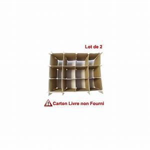 Carton Pour Verre : lot de 2 croisillons de 12 verres avec intercalaire pour ~ Edinachiropracticcenter.com Idées de Décoration