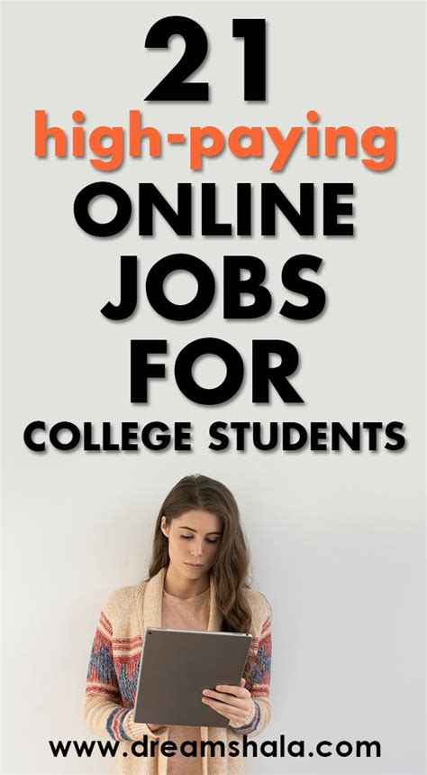 top   jobs  students earn    daily