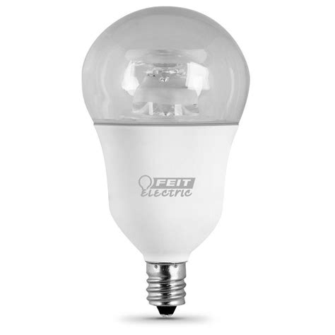 feit electric 40w equivalent warm white a15 dimmable led