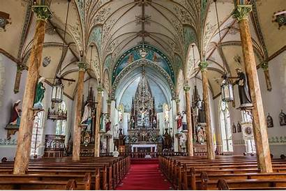 Churches Painted Texas Historic