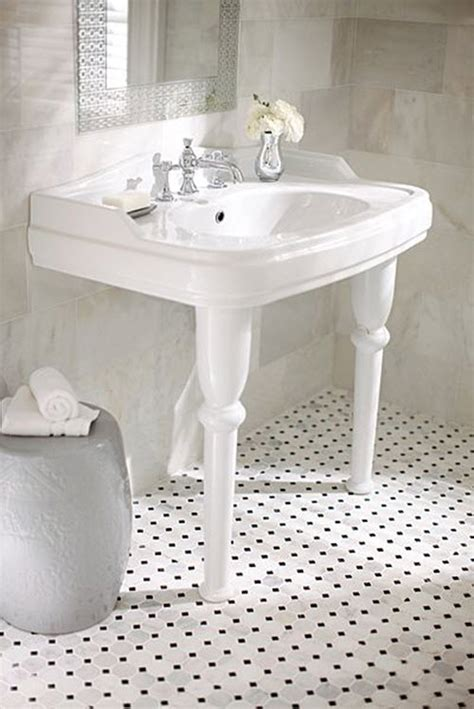 small black  white bathroom tiles ideas  pictures