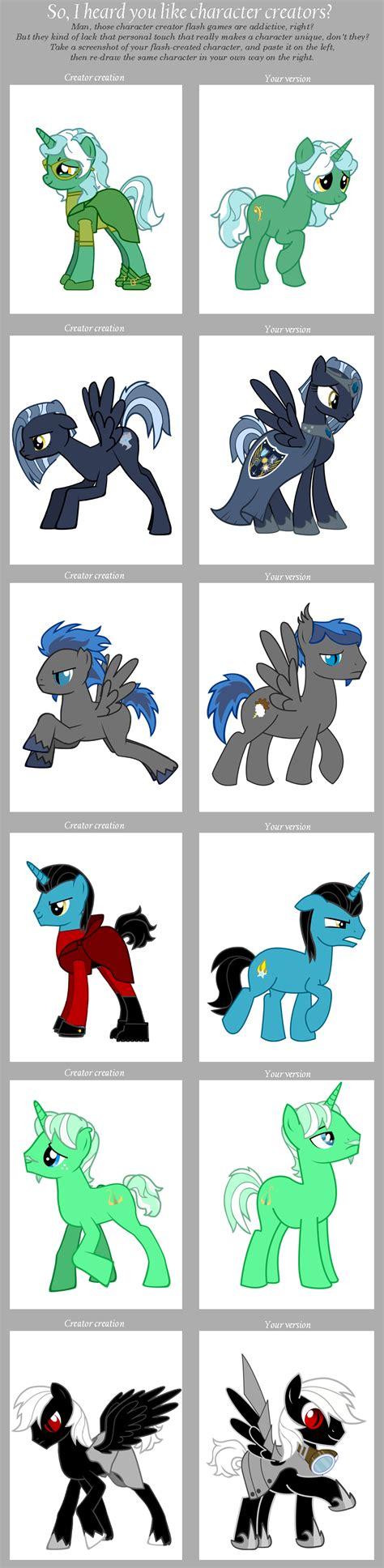 Meme Character Creator - character creator meme by mokrosuhibrijac on deviantart