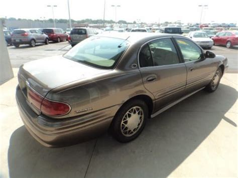 2001 Buick Lesabre Custom by Sell Used 2001 Buick Lesabre Custom In 9600 Auto