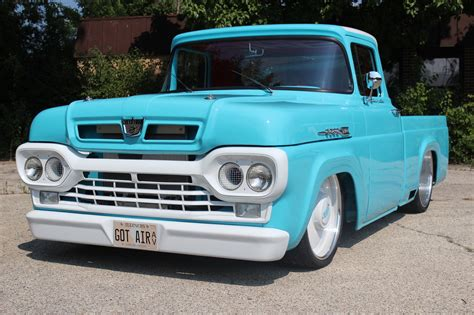 This 1960 Ford F100 Sema Build Will Make You Say What