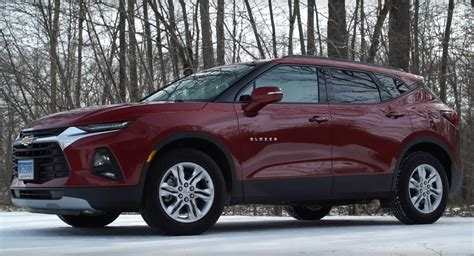 Sized Suv by Is The 2019 Chevrolet Blazer The Medium Sized Suv Of