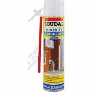 Bombe Mousse Polyuréthane Prix : comparer les prix soudal ~ Premium-room.com Idées de Décoration