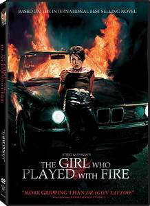 The Girl Who Played with Fire DVD Release Date October 26 ...