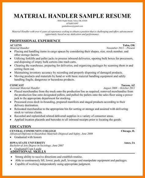 Ups Package Handler Resume by 11 12 Usps Package Handler Description Scbots
