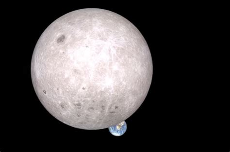 Behold The Magnificent Lunar Backside In Our Moon Video