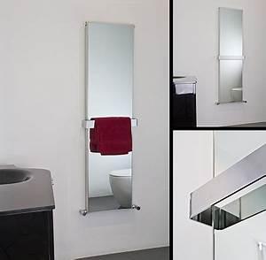 Miroir Salle De Bain Rangement : bien miroir de salle de bain avec rangement 3 ci dessus un miroir chauffant porte serviettes ~ Teatrodelosmanantiales.com Idées de Décoration