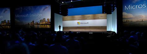 business executive conference microsoft envision