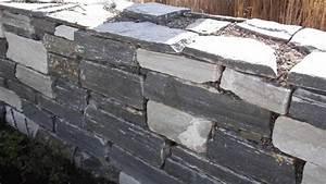 Mauer Bauen Fundament : trockenmauer bauen bauanleitung und worauf es ankommt ~ Orissabook.com Haus und Dekorationen