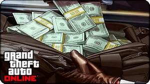 GTA V ONLINE COMO GANAR MUCHO DINERO En GTA 5 ONLINE