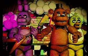 Animatronicos (5 Nights at Freddy´s) vs Takashi Team (HOTD ...