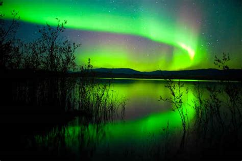 northern lights canada 10 best places to visit this winter in northern the