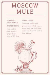 Moscow Mule Gift Basket DIY Hostess Gift Modern Glam
