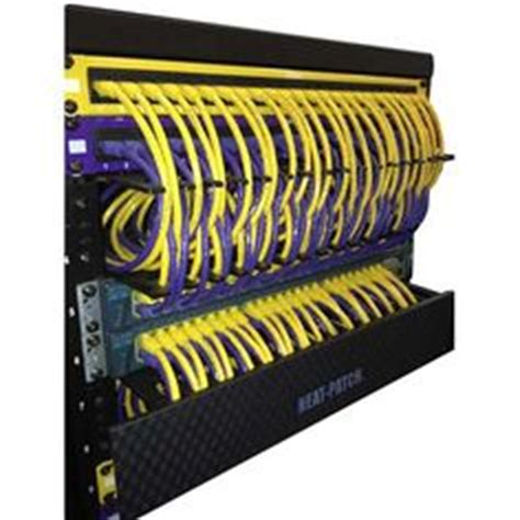 rack layout  cabling images cable management