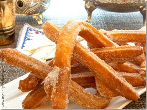 recette de churros espagnols facile et rapide le