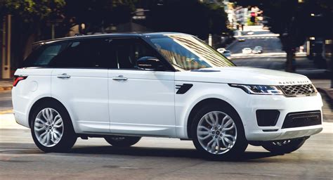 2019 Range Rover Sport by 2019 Range Rover Sport Adds New Phev Powertrain And