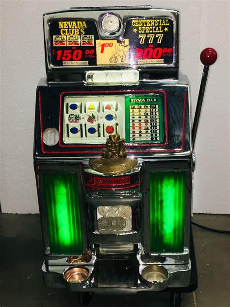 Dollar Jennings Reno Nevada Club Slot Machine  Gameroom Show