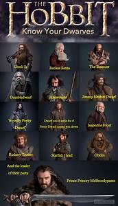 A Guide To Dwarves In  U0026 39 The Hobbit U0026 39
