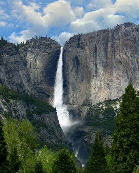 Yosemite Falls The Highest Waterfall North America